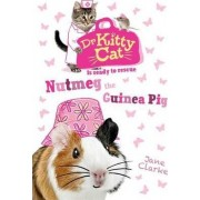 Dr Kittycat is Ready to Rescue: Nutmeg the Guinea Pig by Jane Clarke