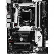 Placa de baza MSI Z170A KRAIT GAMING 3X Intel LGA1151 ATX