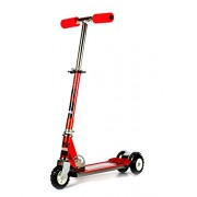 The Flyers Bay Flyer's Bay Ultra Durable Big Wheel Scooter (Red)