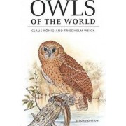 Owls of the World by Claus K