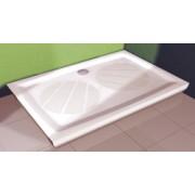 Zuhanytálca GIGANT PRO 110x80 white