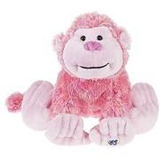 Ganz Webkinz 8.5 Berry Cheeky Monkey Plush