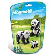 Playmobil 6652 - Famiglia di Panda