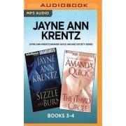 Jayne Ann Krentz/Amanda Quick Arcane Society Series: Books 3-4 by Jayne Ann Krentz