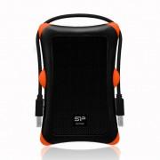 Hard disk extern Silicon-Power Armor A30 1TB 2.5 inch USB 3.0 Black