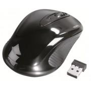 Mouse optic Hama AM-7300, Wireless (Negru)