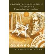 A Summary of Stoic Philosophy by Keith Seddon
