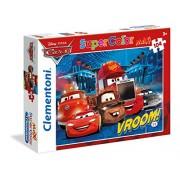 """Clementoni """"Cars"""" Maxi Puzzle (104 Piece)"""