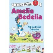 Amelia Bedelia I Can Read Box Set #1: Amelia Bedelia Hit the Books Collection by Peggy Parish
