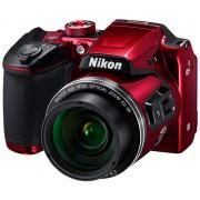 Nikon Coolpix B500, 16MP, 40x Zoom + зарядно GP с 4xAA 2500 mAh