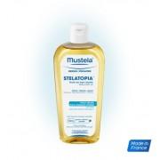 Mustela STELATOPIA Mlečno ulje za kupanje