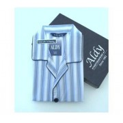 Aldy pijama de hombre 50% algodón/50% poliéster