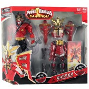 Power Ranger Samurai Shogun Battlized Ranger Fire