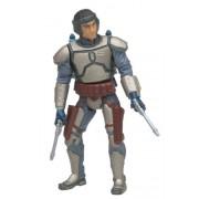 Star Wars Attack of the Clones Jango Fett Slave 1 Pilot figure