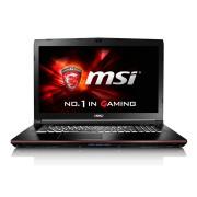 Laptop MSI Apache GE72 17.3 FHD i7-6700HQ 8GB 1TB GTX960M 2GB noOS