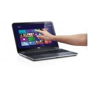 Inspiron 5537; Mobile DualCore Intel Core i7-4500U, 1800 MHz; 4 GB RAM; 320 GB HDD; Intel HD Graphics 4400; AMD Radeon R9 M265X (Venus); DVDRW; Portable