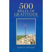 500 Miles of Gratitude: My Journey on the Camino de Santiago
