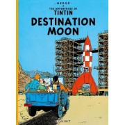 Destination Moon by Herge