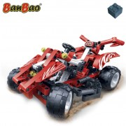 BanBao Red Racer 6955