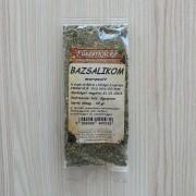Bazsalikom morzsolt zöldfűszer 30 g