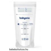 Baby Ono tejtároló zacskó, 20 db ** 100 ml