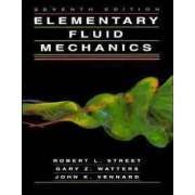 Elementary Fluid Mechanics by John K. Vennard