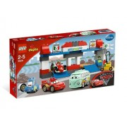Lego Duplo Cars the Pit Stop