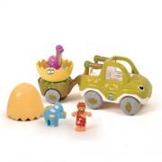 WOW Toys - Jurassic Jimmy, coche de juguete (10312)