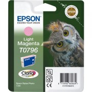 Epson Stylus Photo 1400 - ( T0796 ) Light Magenta Ink cartridge - C13T07964010