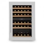 Vinsider 35D Einbau-Weinkühlschrank 128 Liter 41 Weinflaschen 2 Zonen
