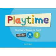 Playtime Starter A & B Teachers Resource Pack by Claire Selby