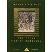 The Swiss Family Robinson by Johann Wyss