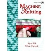 Machine Knitting by Injoo Kim