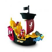 Mattel Jake Il Pirata Fisher Price Y2265 -La Nave dei Pirati Jolly Roger