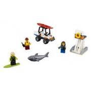 60163 Legoâ® City Set Pentru îNcepäƒtori Garda De Coastäƒ