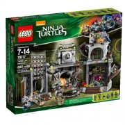 LEGO Teenage Mutant Ninja Turtles Turtle lair Invasion [888 pcs - 79117]
