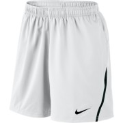 "Nike Power 7"" Woven Short White/Black - Large"