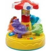 Jucarie bebelusi Vtech Little Animals Carousel