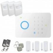 Kit alarme sans fil Gsm T4 Basic