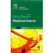 Ghid clinic - Medicina interna ed.11 - Jorg Braun Arno J. Dormann