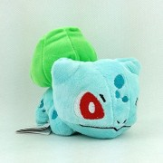 """Pokemon Bulbasaur Plush Anime 5.2"""" / 13cm Figure Doll Stuffed Animals Cute Soft Collection Toy Best Gift For Kids"""