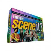 Scene It? Music Edition DVD Game by Screenlife
