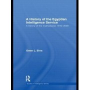 The Egyptian Intelligence Service by Owen L. Sirrs