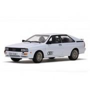 1981 Audi Quattro Coupe White 1/18 By Sunstar 4155