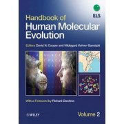 Handbook of Human Molecular Evolution by David N. Cooper