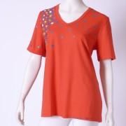 Ručne maľované tričko (52) Alfatex