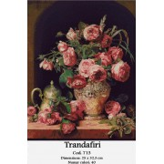 Trandafiri (kit goblen)