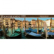 Panoramic 350 Piece Puzzle Grand Canal Venice Italy
