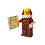 Lego - Mini Figures - The Movie - William Shakespeare by LEGO