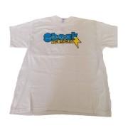 Universal Shock Therapy T-Shirt Alb